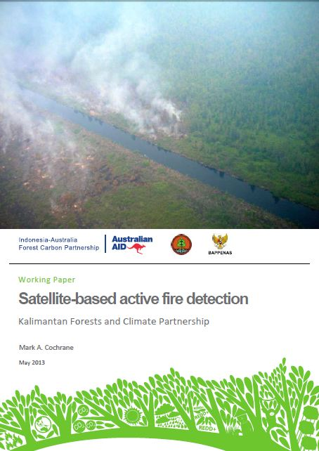 Satellite-Based Active Fire Detection